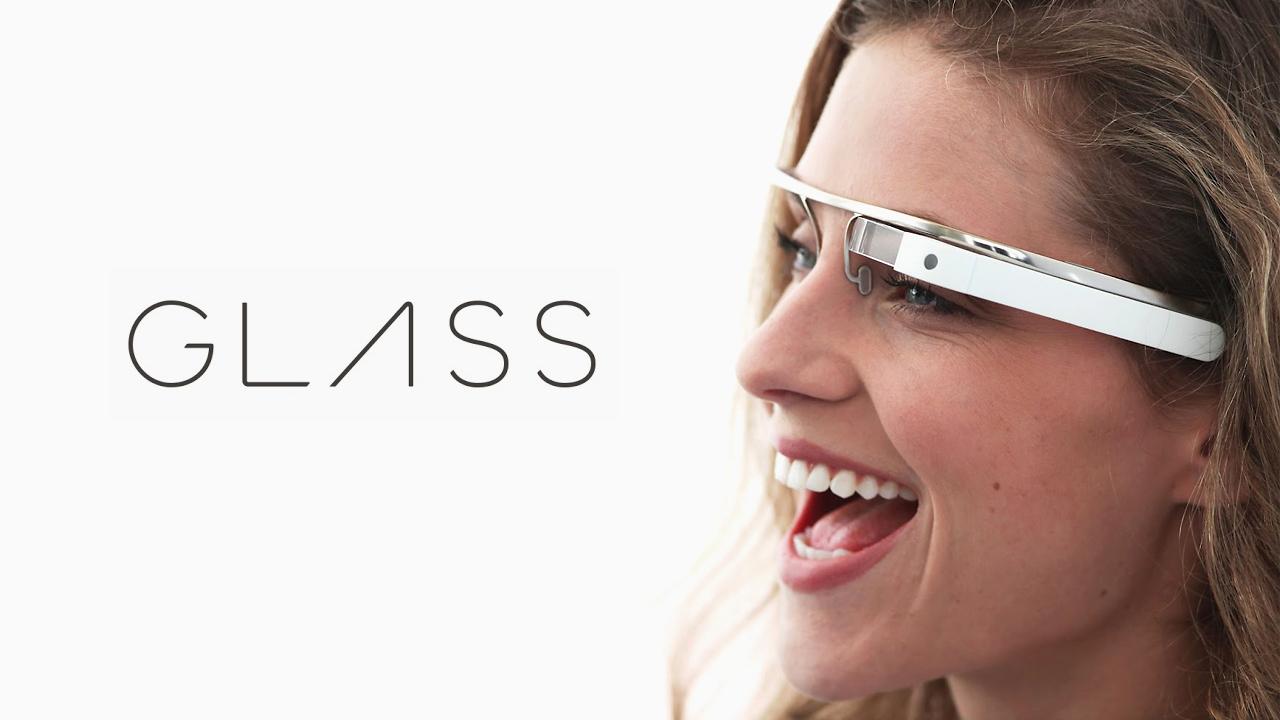 Las gafas de Google