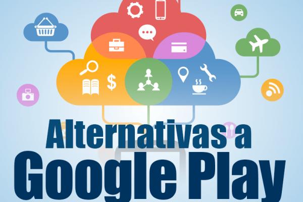 Alternativas a Google Play