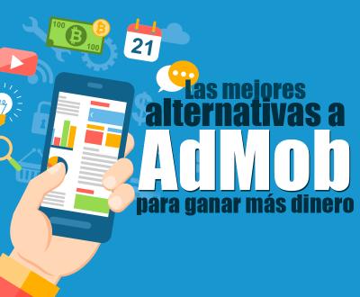 Alternativas a Google AdMob
