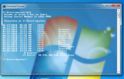 Aero Glass de Windows Vista