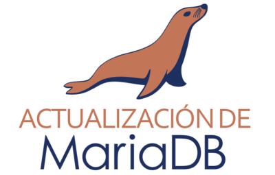 Como actualizar Mariadb 5.5